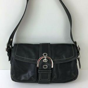 Coach K05S 9434 Soho Buckle Satchel Handbag Purse